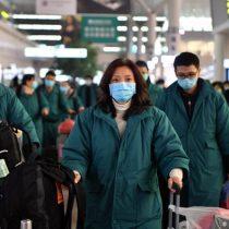 Coronavirus: primer muerto en Pekín y aumentan a 81 las víctimas fatales en China