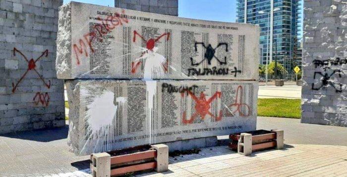"""Micco y vandalización de sitio de memoria de Concepción: """"No es solamente un ataque contra los familiares de quienes vivieron el horror, sino contra toda la sociedad"""""""