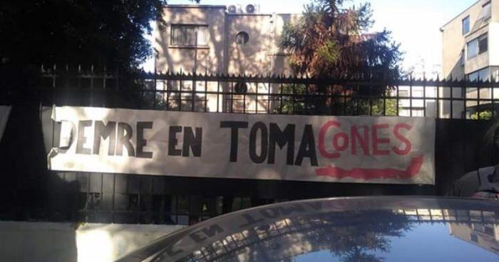 Partido Comunista exige el retiro de querellas contra 15 estudiantes por toma del Demre