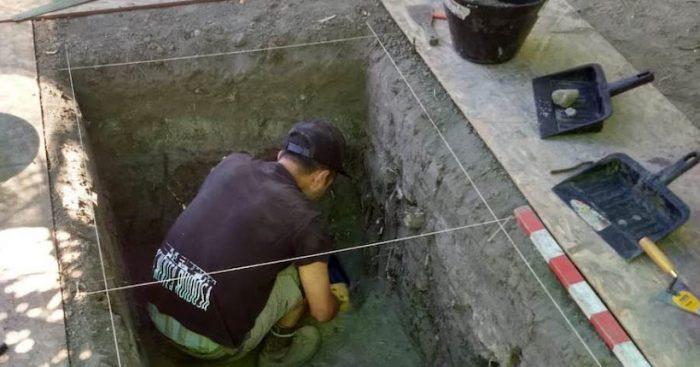 Realizan hallazgo de restos de ocupación humana de 7 mil años de antigüedad en Tagua-Tagua