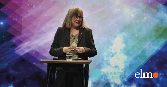 """Donna Strickland, premio Nobel de Física sobre las mujeres en la ciencia: """"Sé que muchas tienen problemas, pero yo simplemente nunca tuve problemas en lo absoluto"""""""