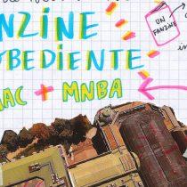 Taller Fanzine Desobediente en MNBA + MAC