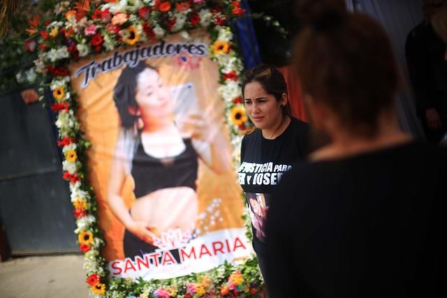 Este domingo se realiza el funeral de Fernanda Maciel en el Cementerio Católico de Recoleta