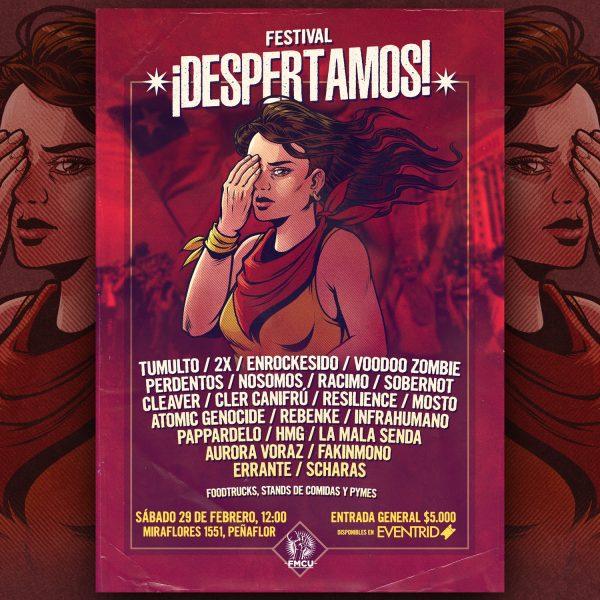 """Festival """"¡Despertamos!"""" en Peñaflor"""
