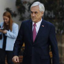 Solo para Piñera: nueva estrategia termina con prescindencia impuesta en materia constitucional