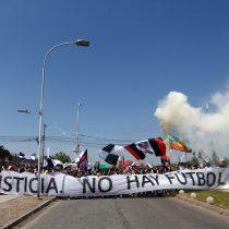 """Padre de Jorge Mora, el hincha que murió tras ser atropellado por Carabineros: """"No fue un accidente"""""""