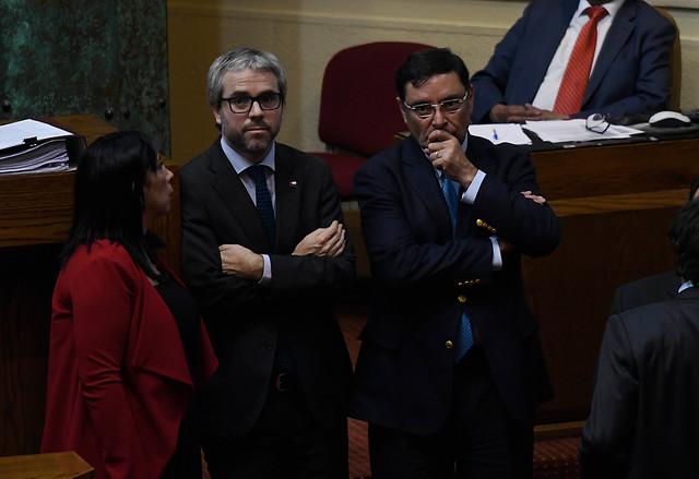 Acusación constitucional: el moderado optimismo de la derecha para salvar a Guevara gracias a las ausencias de la oposición en el Senado