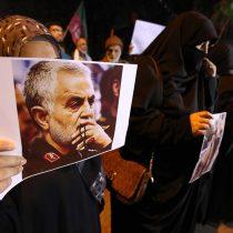 Primera línea en Bagdad y Teherán