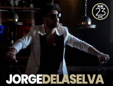 Jorge Delaselva en Club Amanda