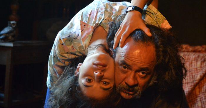"""Obra """"Lobo"""" en Teatro Sidarte"""