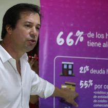 Ministro Palacios tras acuerdo para disminuir endeudamiento: