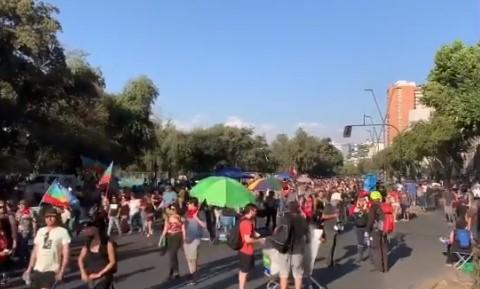 PSU y Plaza Italia: dos símbolos de anomia