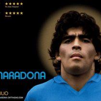 """El documental """"Diego Maradona"""" fue nominado a los premios BAFTA"""