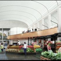 Eligen proyecto que renovará mercado municipal