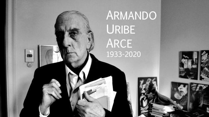 """Gonzalo Rojas, experto en la obra de Armando Uribe: """"Planteaba un Jesús erótico y un catolicismo como una suerte de carnaval"""""""