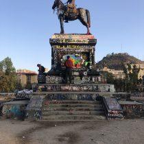 CMN valora recuperación de espada de Baquedano: anuncia querella y primeras acciones de conservación