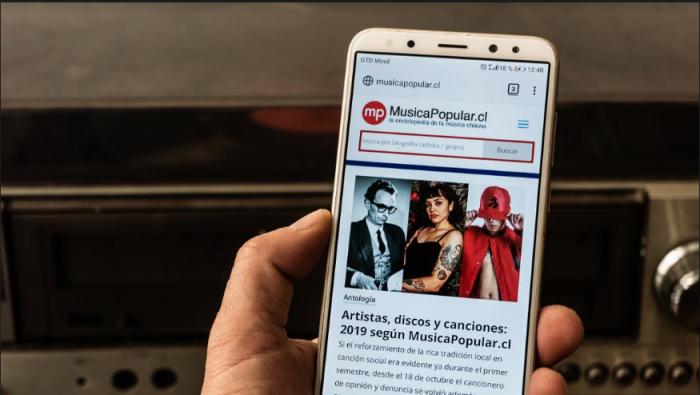 MusicaPopular.cl evalúa cierre  y pide ayuda a sus lectores