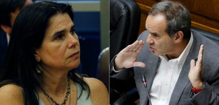 Ximena Ossandón tras