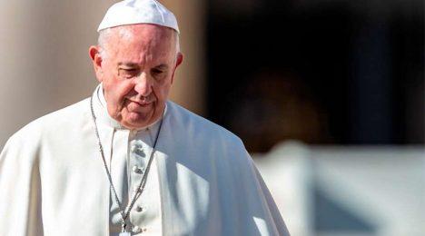 Terremoto en la Iglesia católica