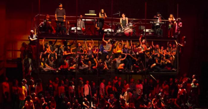 Vuelve a la cartelera Pateando Piedras el musical inspirado en la figura de Jorge González
