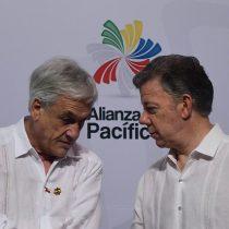 Hasta sus aliados en la región lo cuestionan: expresidente Santos apuntó a los errores de Piñera en el manejo del estallido