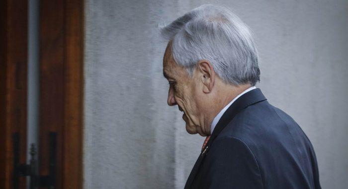 El desplome internacional de Piñera: bajó 36 puntos en encuesta Ipsos de imagen de presidentes latinoamericanos