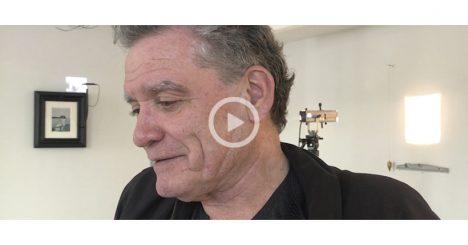 Artista Gonzalo Díaz en Sello Propio: el arte no tiene por qué responder a la inmediatez, si no, se vuelve panfletario