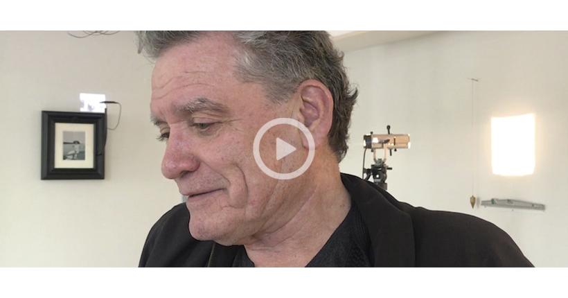 Artista Gonzalo Díaz en Sello Propio: el arte no tiene por qué responder a la imediatez, si no, se vuelve panfletario