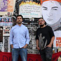 Autores del libro sobre Chacarillas: