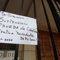 Diputados de Chile Vamos piden sesión especial por boicot a la PSU y renuncia de Vivaldi