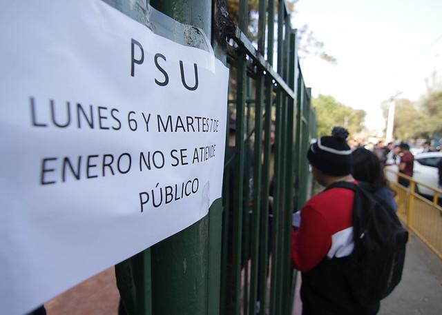 La PSU y las desigualdades