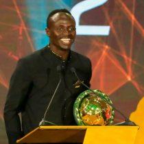 Sadio Mané es escogido como el mejor jugador africano del 2019