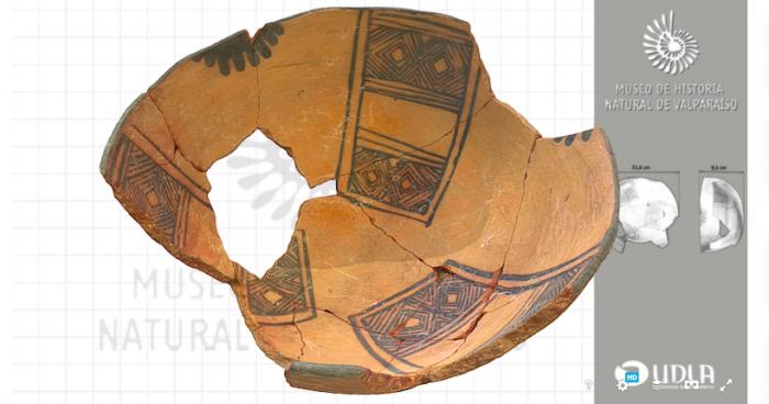 UDLA y Museo de Historia Natural de Valparaíso realizan digitalización tridimensional de piezas patrimoniales