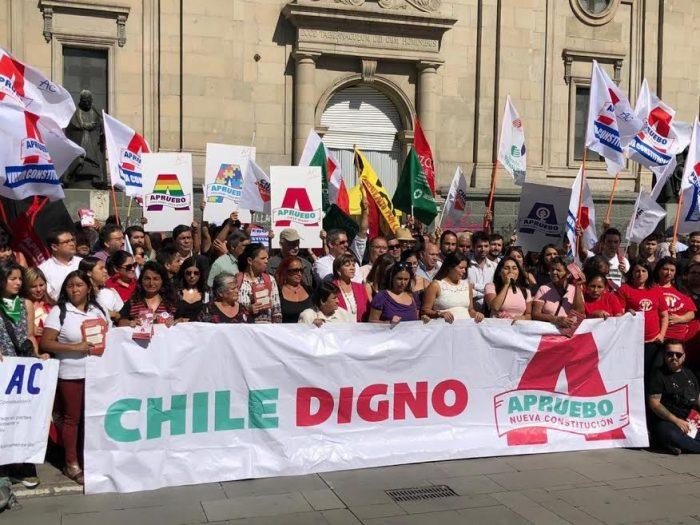"""Comando """"Chile Digno"""