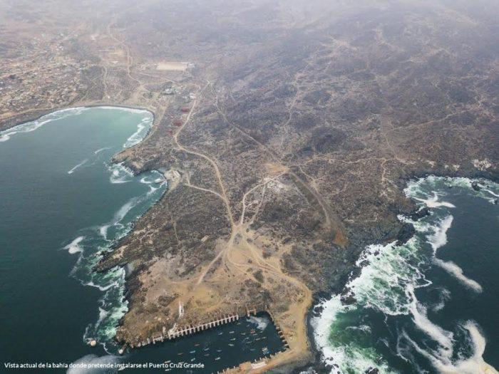 Proyecto Cruz Grande de CMP habría comenzado obras incumpliendo su permiso ambiental