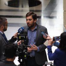 Diputado Raúl Soto celebra salida del directo de INE tras cifras erróneas en IPC de enero