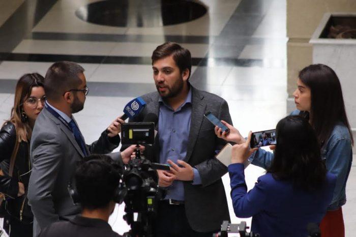 Diputado Raúl Soto celebra salida del director de INE tras cifras erróneas en IPC de enero