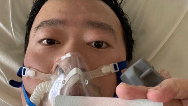 Coronavirus en China: el hospital de Wuhan desmiente la muerte del médico que trató de alertar sobre el brote de coronavirus