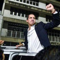 Juan Guaidó: por qué no lo detuvieron a su regreso a Venezuela