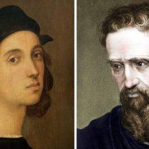 Capilla Sixtina: cómo la emblemática capilla del Vaticano se convirtió de nuevo en el escenario de la rivalidad entre los maestros Rafael y Miguel Ángel