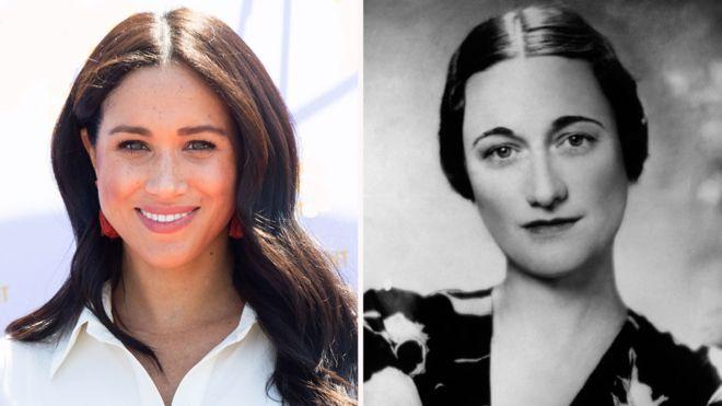Harry y Meghan: lo que el duque y la duquesa de Sussex pueden aprender de la historia de Wallis Simpson, la mujer acusada de hacer abdicar a un rey