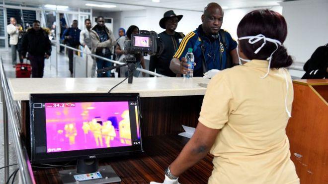 Coronavirus: se confirma el primer caso en África subsahariana