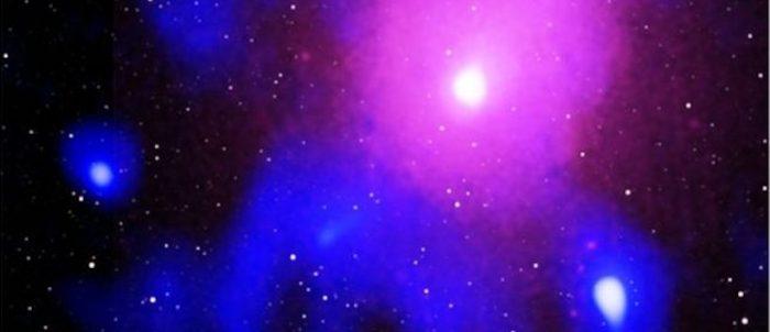 """Detectan """"la mayor explosión en el universo desde el Big Bang"""""""