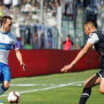 ANFP da por terminado duelo entre Colo-Colo y Universidad Católica y decreta victoria cruzada por 2 a 0