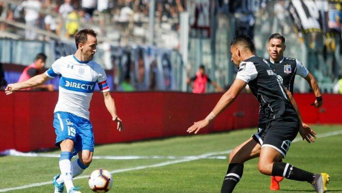 ANFP da por terminado duelo entre Colo-Colo y Universidad Católica decretando victoria cruzada por 2 a 0