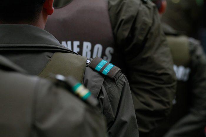 Dan de baja a tres carabineros que participaron de un robo en Hualqui