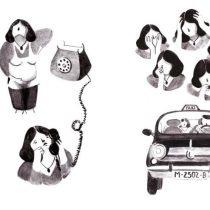 """""""Juntas en esto"""": un relato mudo ilustrado contra el tabú del aborto"""