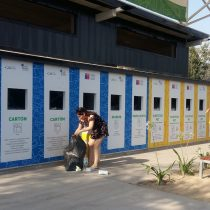 Comuna inaugura punto limpio que permitirá recolectar más de 800 kilos de material reciclable al día