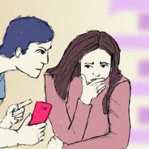 """Amiga date cuenta: """"Tu teléfono se convertirá en el de una joven que sufre los celos y la violencia de su pareja"""""""