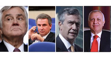 Operación Impunidad: las multas que pagaron los grupos Angelini, Said, Yarur y Saieh para zafar de los delitos por platas políticas